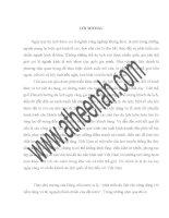báo cáo thực tập tại công ty TNHH thương mại và dịch vụ du lịch hương sơn