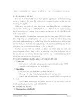 SKKN phương pháp viết công thức cấu tạo của hydrocacbon