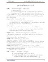 64 bài tập KHẢO sát hàm số và câu hỏi PHỤ có lời GIẢI