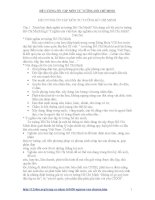 ĐỀ CƯƠNG ÔN TẬP MÔN TƯ TƯỞNG HỒ CHÍ MINH