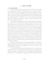 SKKN hệ THỐNG HOÁ KIẾN THỨC – PHÂN DẠNG bài tập và PHƯƠNG PHÁP GIẢI bài tập PHẦN HIĐROCACBON THƠM