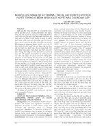 NGHIÊN cứu NỒNG độ n TERMINAL PRO b  NATRIURETIC PEPTIDE HUYẾT TƯƠNG ở BỆNH NHÂN XUẤT HUYẾT não GIAI đoạn cấp