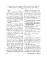 ỨNG DỤNG kỹ THUẬT GHI điện não NGHIÊN cứu CHỨC NĂNG THẦN KINH TRONG QUÁ TRÌNH LAO ĐỘNG của CÔNG NHÂN cột CAO THÔNG TIN