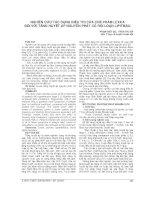 NGHIÊN cứu tác DỤNG điều TRỊ của CHẾ PHẨM LEXKA đối với TĂNG HUYẾT áp NGUYÊN PHÁT có rối LOẠN LIPITMÁU