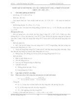 THIẾT kế sơ bộ PHƯƠNG án cầu CHÍNH dây VĂNG 3 NHỊP với sơ đồ NHỊP ( 87 + 182 + 87 )