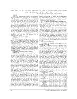 HIỂU BIẾT về các dấu HIỆU NGUY HIỂM TRƯỚC, TRONG và SAU KHI SINH của các cặp vợ CHỒNG tại 7 TỈNH