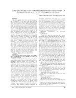 KHẢO sát PHÌ đại THẤT TRÁI TRÊN BỆNH NHÂN TĂNG HUYẾT áp (tại BỆNH VIỆN đại học y dược THÀNH PHỐ hồ CHÍ MINH)