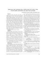 ĐÁNH GIÁ tổn THƯƠNG của u TRÊN CHỤP cắt lớp VI TÍNH và đối CHIẾU lâm SÀNG của UNG THƯ hạ HỌNG