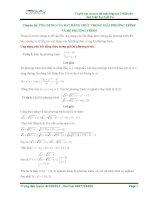 Chuyên đề ôn thi vào chuyên toán ứng dụng bất đẳng thức trong giải hệ phương trình THCS