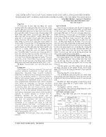 ĐẶC điểm KIẾN THỨC và THỰC HÀNH NUÔI CHÓ, mèo LIÊN QUAN đến NHIỄM TOXOCARA SPP  ở BỆNH NHÂN đến KHÁM và điều TRỊ tại VIỆN 103 (2012 2013)