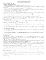 Bài tập chuyên đề sóng cơ luyện thi đại học_có giải