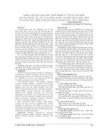 ĐÁNH GIÁ HIỆU QUẢ CAN THIỆP BẰNG kỹ THUẬT XOA bóp và vận ĐỘNG TRỊ LIỆU CHO BỆNH NHÂN TAI BIẾN MẠCH máu NÃOTẠI KHOA nội   BỆNH VIỆN đa KHOA hải DƯƠNG   QUÝ i năm 2013