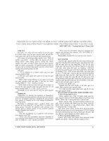 NGHIÊN cứu TÌNH HÌNH NHIỄM VI rút VIÊM GAN b ở BỆNH NHÂN UNG THƯ GAN NGUYÊN PHÁT tại BỆNH VIỆN TRƯỜNG đại học y dược HUẾ