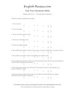 whats the point punctuation practice 2 eg37