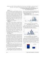 ĐÁNH GIÁ một số đặc điểm các TRƯỜNG hợp BỆNH cúm a(h7n9) ở NGƯỜI tại TRUNG QUỐC và đài LOAN từ 29 3  30 4 2013