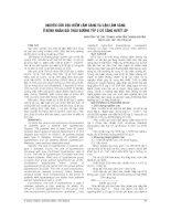 NGHIÊN cứu đặc điểm lâm SÀNG và cận lâm SÀNG ở BỆNH NHÂN đái THÁO ĐƯỜNG TYP 2 có TĂNG HUYẾT áp