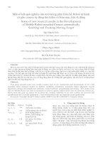Proceedings VCM 2012 97 một số kết quả nghiên cứu mới trong phát triển hệ robot tự hành