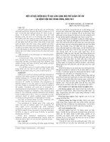 MỘT số đặc điểm DỊCH tễ học lâm SÀNG HEN PHẾ QUẢN TRẺ EM tại BỆNH VIỆN NHI TRUNG ƯƠNG, năm 2011