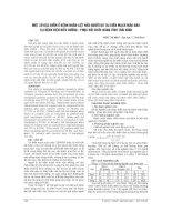MỘT số đặc điểm ở BỆNH NHÂN LIỆT nửa NGƯỜI DO TAI BIẾN MẠCH máu não tại BỆNH VIỆN điều DƯỠNG   PHỤC hồi CHỨC NĂNG TỈNH THÁI BÌNH