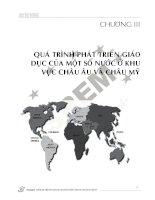 Sơ lược lịch sử giáo dục việt nam và một số nước trên thế giới phần 2