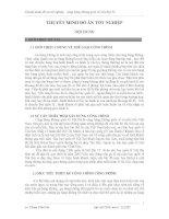 Thuyết minh đồ án tốt nghiệp   cảng hàng không quốc tế nội bài t2