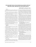 MỘT số đặc điểm kỹ THUẬT và kết QUẢ bước đầu của CAN THIỆP đặt STENT GRAFT ở BỆNH NHÂN có BỆNH lý ĐỘNG MẠCH CHỦ tại VIỆN TIM MẠCH QUỐC GIA