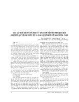 KHẢO sát CHIỀU dài đốt GIỮA NGÓN TAY GIỮA và tìm HIỂU mối TƯƠNG QUAN GIỮA   KÍCH THƯỚC này với KÍCH THƯỚC một số đoạn CHI THỂ NGƯỜI VIỆT NAM TRƯỞNG THÀNH