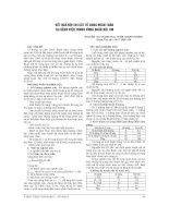 KẾT QUẢ nội SOI cắt tử CUNG HOÀN TOÀN tại BỆNH VIỆN TRUNG ƯƠNG QUÂN đội 108