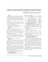 ĐÁNH GIÁ tác DỤNG của bài THUỐC d 08 TRONG điều TRỊ CHỨNG vị QUẢ THỐNG