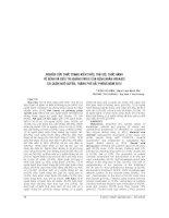 NGHIÊN cứu THỰC TRẠNG KIẾN THỨC, THÁI độ, THỰC HÀNH về BỆNH và điều TRỊ KHÁNG VIRUS của BỆNH NHÂN HIV AIDS tại QUẬN NGÔ QUYỀN, THÀNH PHỐ hải PHÒNG năm 2012