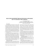 NHẬN xét HÌNH THÁI mô mềm mũi ở NHÓM SINH VIÊN VIỆN đào tạo RĂNG hàm mặt TUỔI từ 18 25 TRÊN ẢNH kỹ THUẬT số CHUẨN hóa