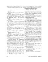 ĐÁNH GIÁ HIỆU QUẢ của PHẪU THUẬT lấy THỂ THỦY TINH BẰNG NHŨ TƯƠNG hóa đặt KÍNH nội NHÃN TRONG điều TRỊ cận THỊ NẶNG tại KHOA mắt BỆNH VIỆN CHỢ rẫy