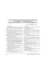 NHẬN xét một số đặc điểm BIẾN CHỨNG của BỆNH TĂNG HUYẾT áp NGUYÊN PHÁT có đái THÁO ĐƯỜNG TYP 2 tại KHOA KHÁM BỆNH cán bộ BỆNH VIỆN TRUNG ƯƠNG QUÂN đội 108 – TRONG 2 năm (THÁNG 3 2009 đến 4 2011)
