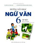 Sách giáo khoa môn ngữ văn lớp 6 theo chương trình vnen   tập 1
