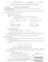 TÓM tắt CÔNG THỨC và lí THUYẾT HOÀN CHỈNH môn vật lý