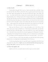 NGHIÊN cứu sản XUẤT TINH bột KHOAI mì (sắn) BIẾN TÍNH ỨNG DỤNG TRONG LĨNH vực THỰC PHẨM