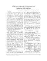 NGHIÊN cứu các PHƯƠNG PHÁP PHẪU THUẬT u xơ tử CUNG tại BỆNH VIỆN PHỤ sản TRUNG ƯƠNG