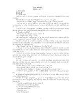 TÀI LIỆU BỒI DƯỠNG NGỮ VĂN LỚP 8 ĐẦY ĐỦ