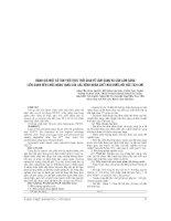 ĐÁNH GIÁ một số THAY đổi THEO THỜI GIAN về lâm SÀNG và cận lâm SÀNG LIÊN QUAN đến CHỨC NĂNG TẠNG của các BỆNH NHÂN CHẾT não được hồi sức TÍCH cực