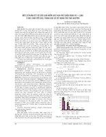 MỘT số NHÂN xét về HIỆU QUẢ KIỂM SOÁT HEN PHẾ QUẢN BẰNG ICS + LABA ở học SINH TIỂU học, TRUNG học cơ sở THÀNH PHỐ THÁI NGUYÊN