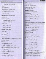 Phân dạng và phươg pháp giải bài tập hoá học 11 phần vô cơ phần 2