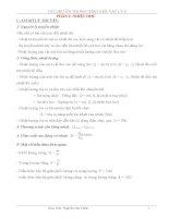 TÀI LIỆU ôn THI học SINH GIỎI vật lý 8