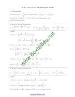 Chuyên đề tích phân Quyển 2