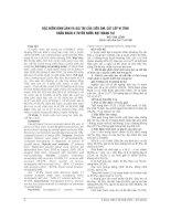 ĐẶC điểm HÌNH ẢNH và GIÁ TRỊ của SIÊU âm, cắt lớp VI TÍNH CHẨN đoán u TUYẾN nước bọt MANG TAI