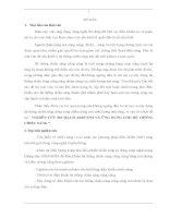 TÓM TẮT LUẬN VĂN THẠC SĨ KỸ THUẬT NGHIÊN CỨU BO MẠCH ARDUINO VÀ ỨNG DỤNG CHO HỆ THỐNG CHIẾU SÁNG