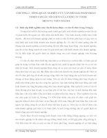 GIẢI PHÁP HOÀN THIỆN cơ cấu tổ CHỨC của CÔNG TY TNHH DỊCH vụ TIẾN THÀNH