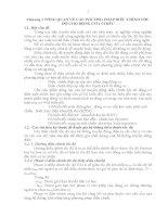 Tóm tắt luận văn PHƯƠNG PHÁP điều CHỈNH tốc độ CHO ĐỘNG cơ 1 CHIỀU