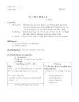 Giáo án Toán hình 7, Sinh hoạt chuyên môn mới tiết 69
