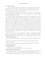 SKKN: Ứng dụng công nghệ thông tin trong tiết dạy lí thuyết Vật lý 9