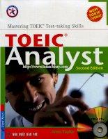TOEIC analyst book_hoctoeic